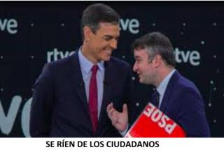 """Manuel del Rosal: """"Conversación entre Pedro Sánchez e Ivan Redondo antes del mitin."""""""