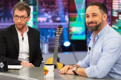 """Los 'trolls' de Podemos acusan en masa a Pablo Motos de ser el motor de VOX: """"Cómo meter a 52 nazis en el Congreso"""""""