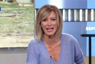 Terrible último 'Grisazo': Barcelona en llamas y la presentadora molesta porque no puede acudir al Clásico