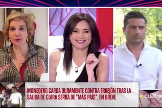"""Las fantasías sexuales de Pilar Rahola: """"Por la República... me 'comería' a Eduardo Inda"""""""