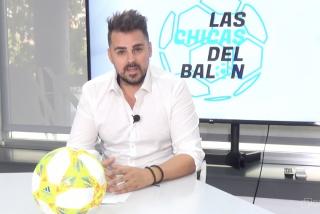 Periodista Digital estrena 'Las chicas el balón', el primer programa en Internet dedicado al fútbol femenino