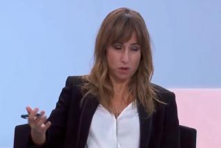 """La podemita Ana Pardo de Vera defiende a los """"chiquillos"""" que provocaron el terror en Barcelona y culpa a la Policía de la violencia"""