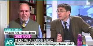 El Quilombo / El general Chicharro se merienda a la 'celebrity' chavista de Mediaset: