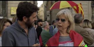 El Quilombo / La catalana que le sacude un zasca bestial a Gonzo: