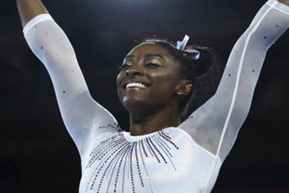 Simone Biles consigue un histórico quinto título mundial y se consolida como una de las mejores de todos los tiempos