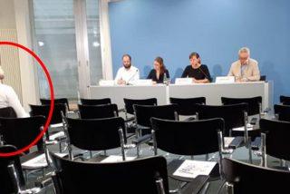 Sólo un periodista acude a la convocatoria de la «embajada» de Cataluña en Berlín