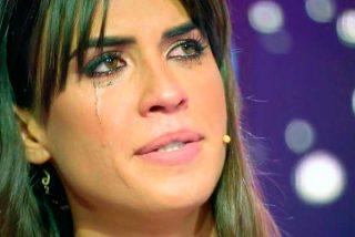Sofía Suescun, destrozada, rompe a llorar al ver como su novio Kiko Jiménez habla de ella en pasado