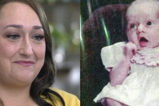Su madre fue asesinada por un asesino en serie, y después ella fue adoptada por el hermano del asesino