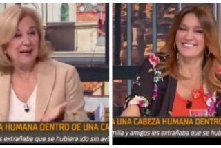 """El Quilombo / En TVE se descojonan del hombre decapitado cuya cabeza su novia guardó en una caja: """"Eso ya se hizo en 'Locos en Alabama', jajaja"""""""
