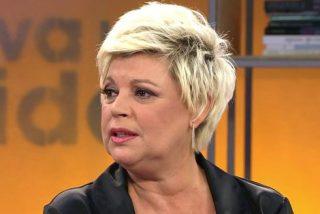 Terelu cuenta la reacción de su madre cuando Toñi Moreno lanzó el rumor de la muerte de Mª Teresa Campos, al interpretar mal el titular de una noticia
