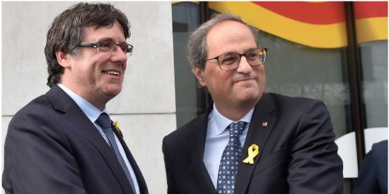 "José Luis Suárez Rodríguez: ""Torra aterra"""