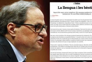 La 'Gestapo' del xenófobo Torra tira de soplones y de vídeos hechos por los CDR para purgar a los mossos