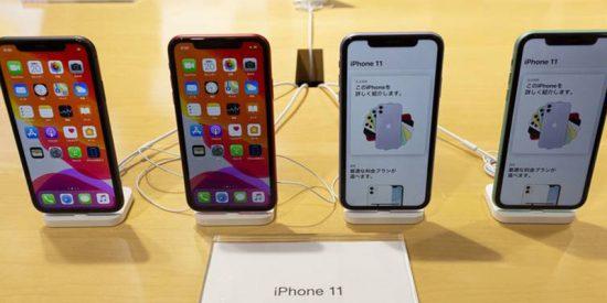 """Trump se queja al jefe de Apple: """"El botón del iPhone era mucho mejor que el deslizamiento de los dedos"""""""