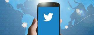 El algoritmo de Twitter recomiendo más el contenido político de derechas