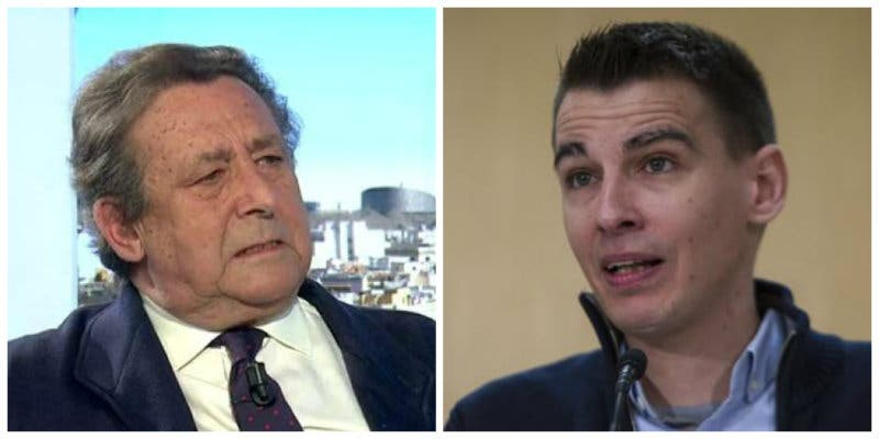 """Alfonso Ussía ve una 'vendetta' política en la acusación sexual contra el 'guillotinador' Pablo Soto: """"Este no está capacitado ni para acosar al aire"""""""