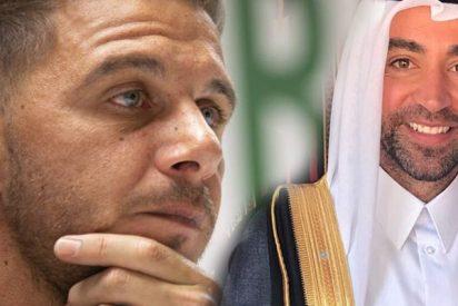 Un Joaquín muy serio deja al hipócrita de Xavi Hernández en ridículo