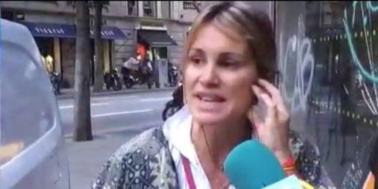 Cataluña: la tremenda lección que Paula, una española valiente y harta, da a Pedro Sánchez y a los políticos