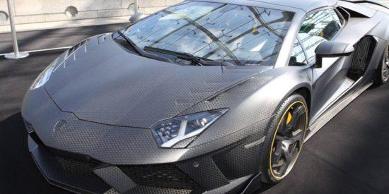 Un hombre imprime un Lamborghini en 3D después de que su hijo de 11 años le pidiera construir uno