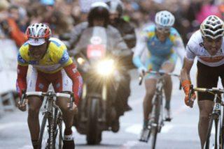 Un intruso causa una aparatosa caída múltiple durante el Tour de Croacia