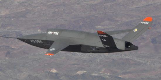 Valkyrie, el avión transónico autónomo, se estrella durante una de sus pruebas