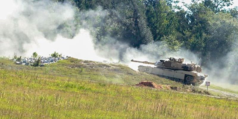 Varios soldados muertos y tres heridos durante un entrenamiento militar del ejército de EE.UU.