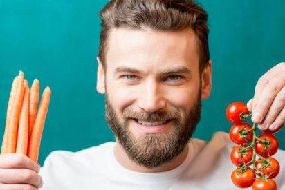 ¡Soy vegetariano! ¿Es realmente saludable?