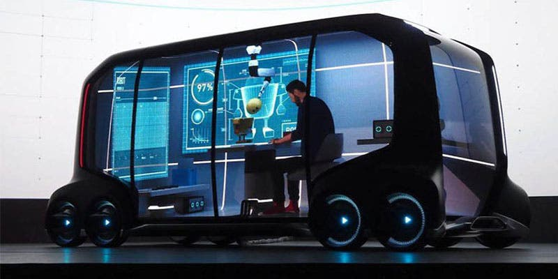 ¡El primer vehículo eléctrico de Toyota con baterías sólidas ya está listo!
