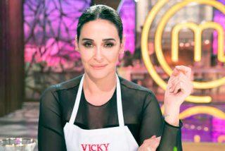 Vicky Martín Berrocal, una 'tramposa' en los fogones de 'MasterChef Celebrity'