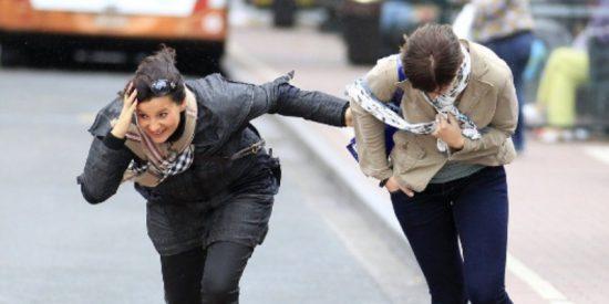 Vídeo Viral: si alguna vez te ha molestado el viento, mira esto y nos dices