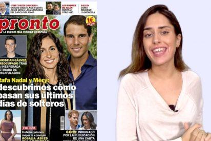 La preocupación de Christian Gálvez tras el cierre de 'Pasapalabra' y la dura decisión de Rocío Carrasco llegan a las revistas del corazón