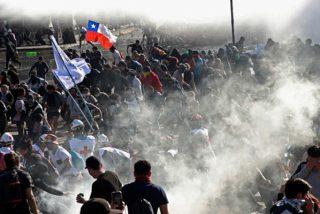 Ya son 11 los muertos durante las protestas en Chile