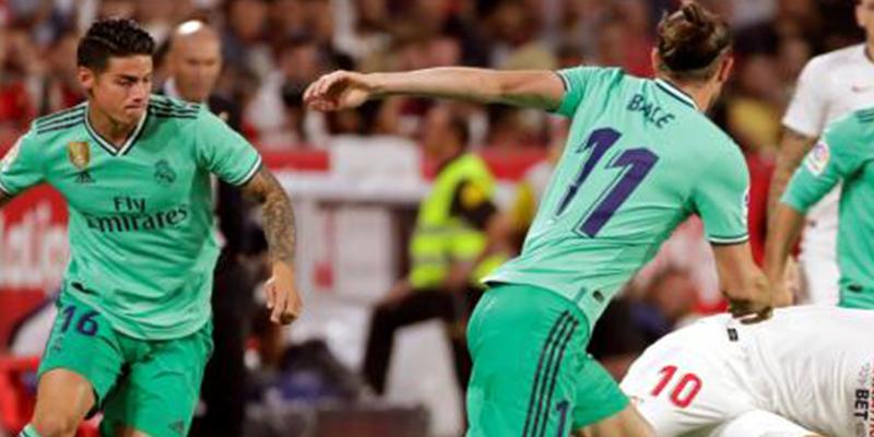 Zidane deja fuera a Gareth Bale y James Rodríguez para el partido de Champions contra el Brujas