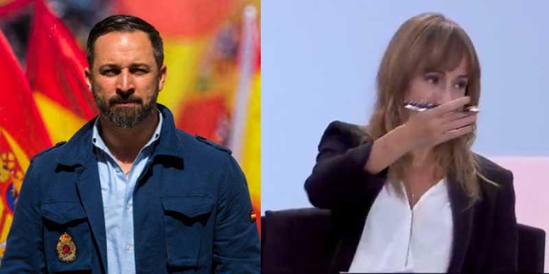 """VOX retrata a la periodista Pardo de Vera por insultar a la Policía en TV3: """"A ella no la colocaron en RTVE porque su hermana ya trinca de ADIF"""""""