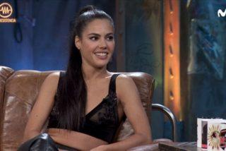 La actriz porno Apolonia Lapiedra habla de su técnica de 'la batidora' en 'La Resistencia', y 'colapsa' Google de búsquedas