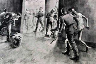 """Un colombiano en el """"Campo de extermino nazi"""" de Auschwitz"""