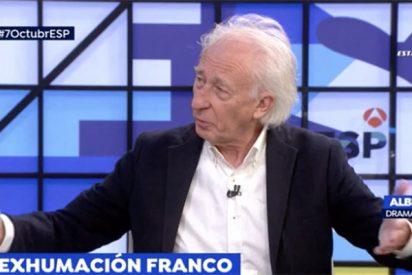 El genio Boadella tiene una idea loquísima sobre qué hacer con los restos de Franco