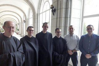 La comunidad benedictina del Valle de los Caídos cuenta con dos nuevas vocaciones