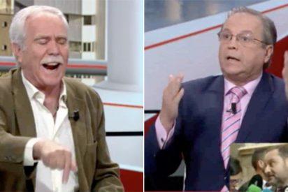 Broncazo por las Trece Rosas: el Carmona más fuera de sí insulta gravemente a Ortega Smith y 'Chani' le echa toda la mierda a Zapatero