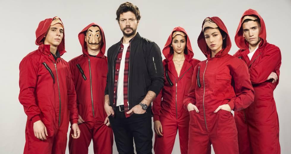 Empieza la cuenta atrás: 'La Casa de Papel' vuelve a Netflix