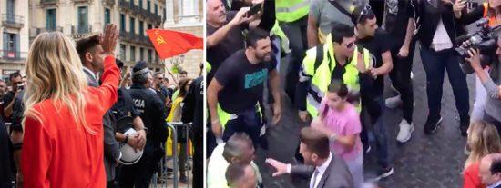 Los ovarios de Cayetana Álvarez de Toledo, que se revuelve contra los que la insultan y amenazan en la huelga-trampa