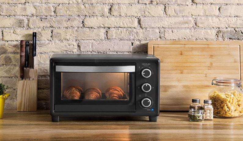 Cecotec Bake&Toast 550 Horno Sobremesa,