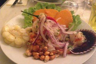 """Degustando el mejor """"Ceviche"""" de París"""