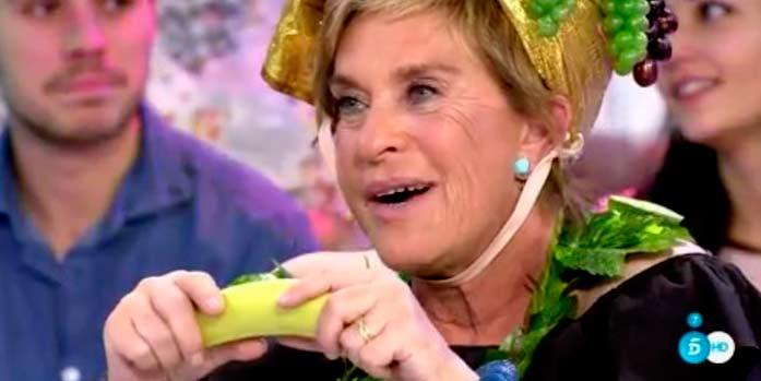 """Limón, naranja y ahora """"banana"""": Así se llama la versión 'Sálvame' que sustituye a Pasapalabra"""