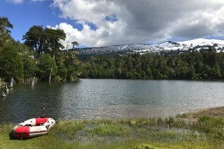 Cinco lugares donde descubrir los paisajes secretos de Chile
