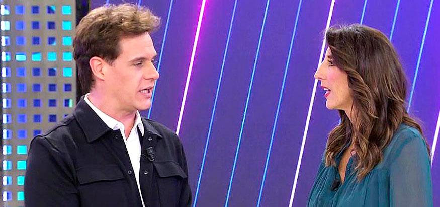 Telecinco 'se la juega' a Christian Gálvez y le pone a conducir una sección en 'Sálvame Banana'
