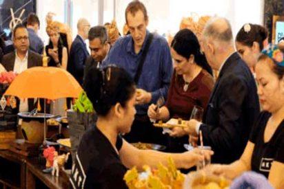 Gastronomía peruana conquista la India