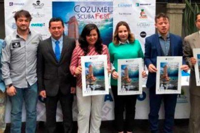 Cozumel celebrará su festival de buceo Scubafest