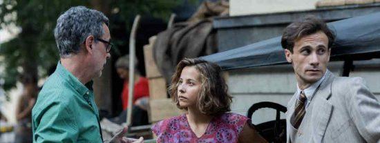'Dime quién soy', primeras imágenes de la serie protagonizada por Irene Escolar, basada en el libro de Julia Navarro