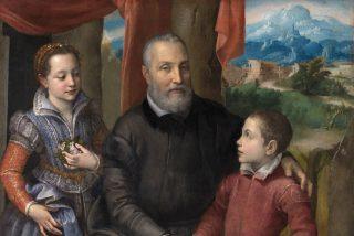 Sofonisba y Lavinia, dos pintoras