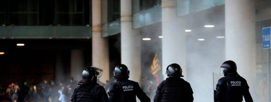 Los Mossos denuncian a TV3 ante la Fiscalía por referirse a ellos como 'putos perros de mierda, malparidos, analfabetos'